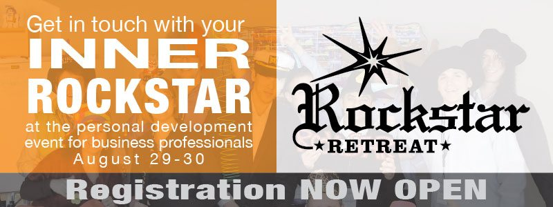 Rockstar Retreat August 29-30 2013