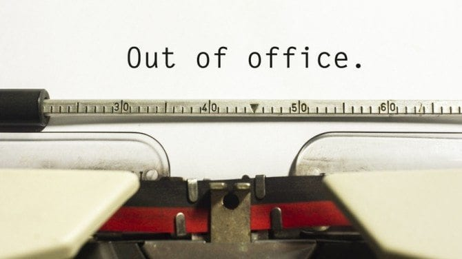 Why I'm Taking 6 Weeks Off (and what I'm doing with it)