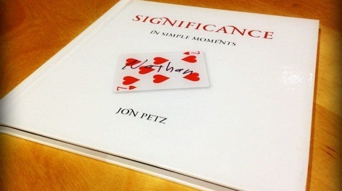 Spark Your Significance with Jon Petz