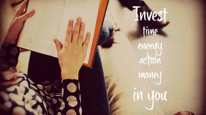 The NUMBER ONE place to invest your time, energy, action, and money